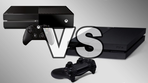 Xbox One-PS4