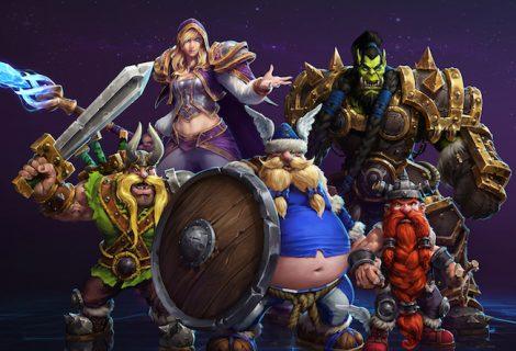 Heroes of the Storm: η beta, νέοι ήρωες και χάρτες.