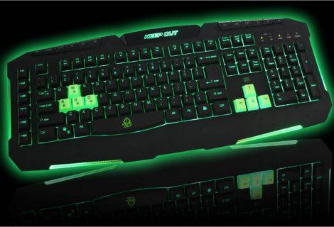 Keep Out F90 Keyboard. Για τους gamers που θέλουν να ξεχωρίζουν!