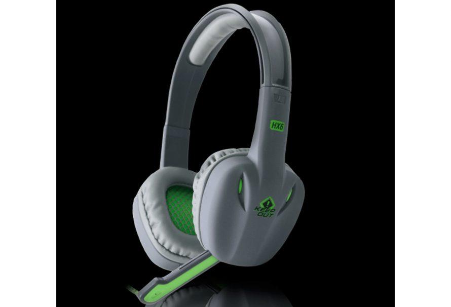 Keep Out HX6 Headset: Δυναμικός ήχος που συναρπάζει!