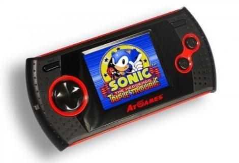 AtGames Arcade Gamer Portable