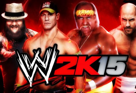 WWE 2K15 (Xbox One / PS4)