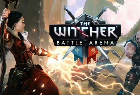 Το Witcher Battle Arena κυκλοφορεί στις 22/1 σε iOS και Android!