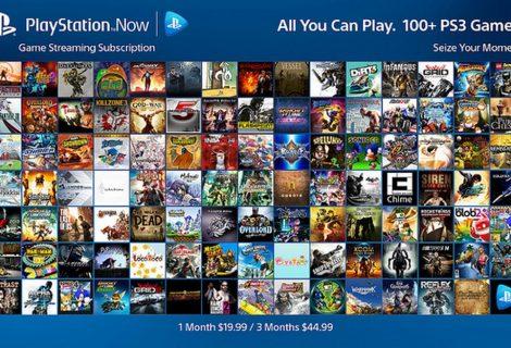 PlayStation Now: η νέα συνδρομητική υπηρεσία