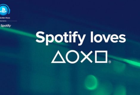PlayStation + Spotify = <3