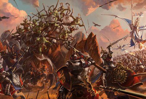 Πρώιμη διαρροή του Total War: Warhammer!