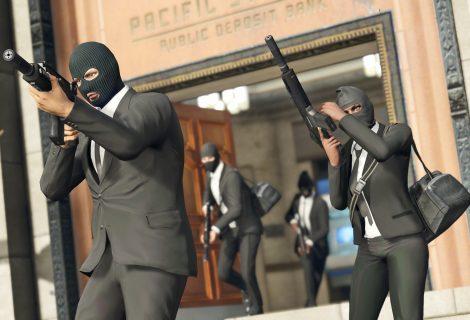 GTA V για PC και Online Heists!