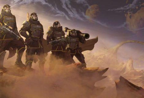 To Helldivers κυκλοφορεί το Μάρτιο και μας θυμίζει το... Starship Troopers!