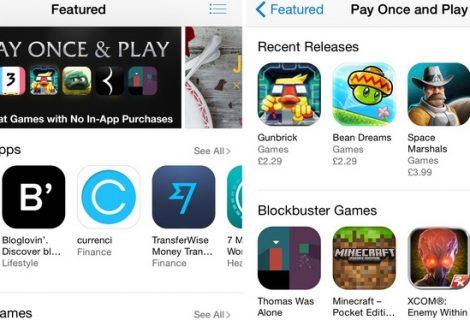 Αλλαγές στα freemium games του App Store