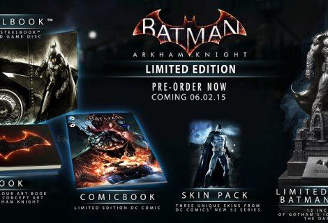 To Batman: Arkham Knight σάρωσε τον Γενάρη στο Amazon.