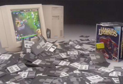 Μία διαφήμιση του League of Legends από τα... 90s!
