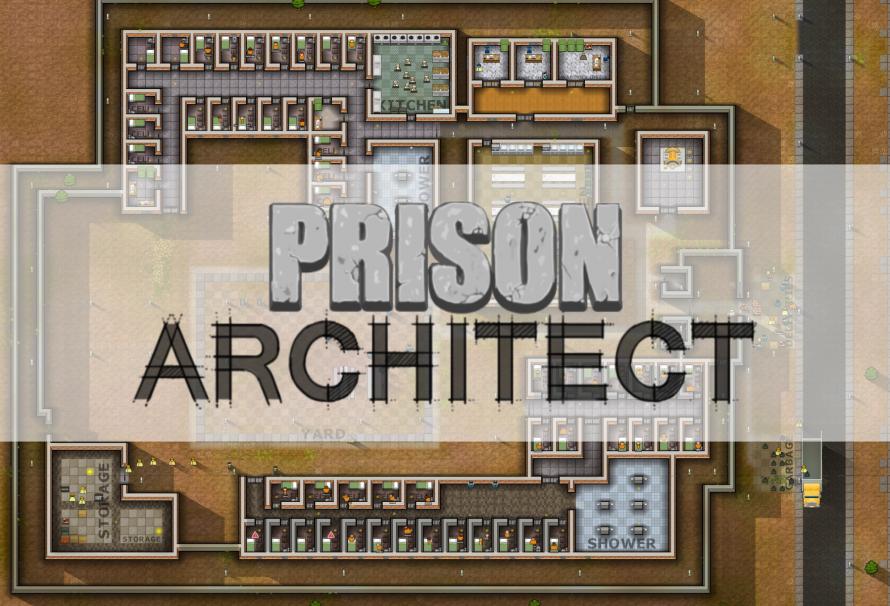 Prison Architect- 2 εκ. πωληθέντα αντίτυπα Prison-architect-890x606