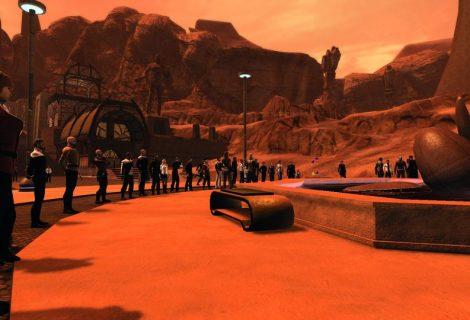 To Star Trek Online τιμάει τον Leonard Nimoy
