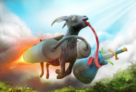 H κατσίκα του Goat Simulator στο... Dota 2; Ναι, δεν κάνουμε πλάκα!