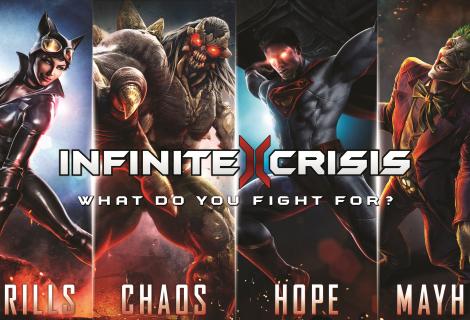 Στις 26 Μαρτίου κυκλοφορεί το MOBA Infinite Crisis
