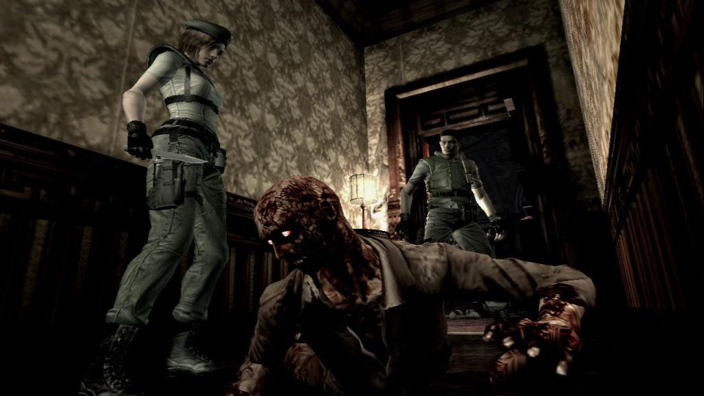 Resident Evil HD (1)