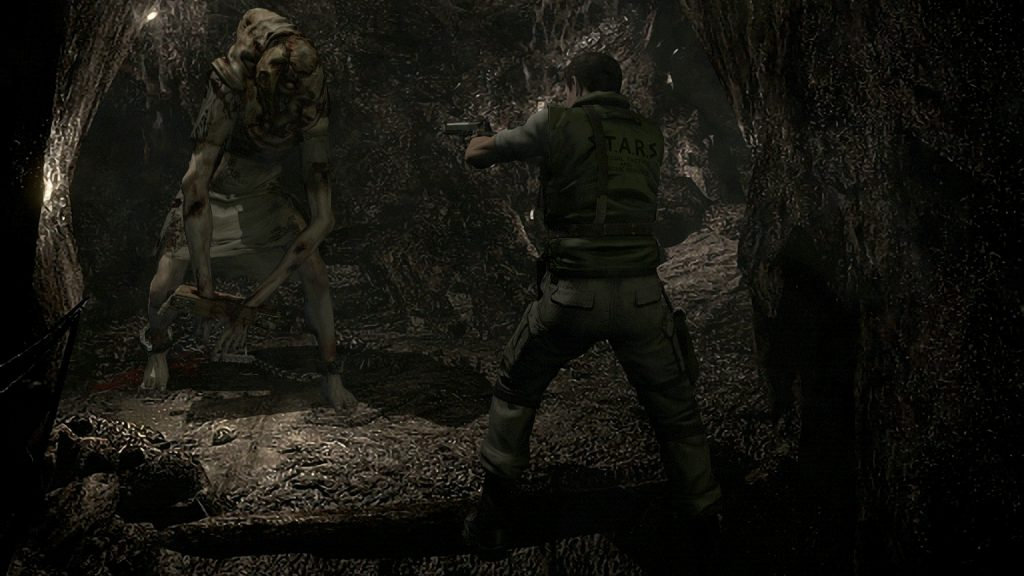 Resident Evil HD 11