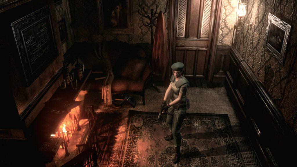 Resident Evil HD (3)