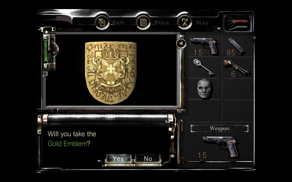 Resident Evil HD 6