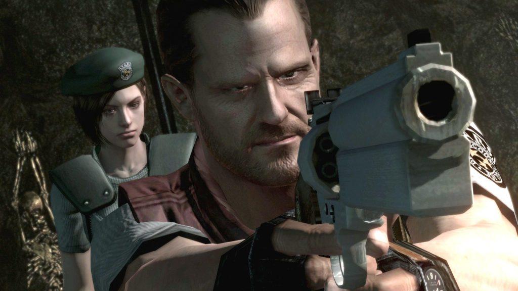 Resident Evil HD 7
