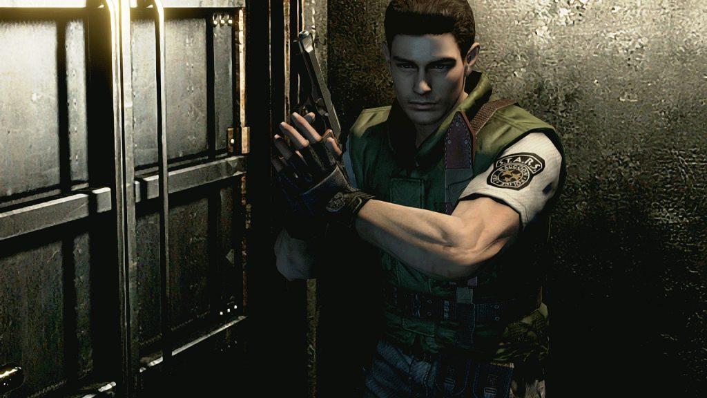Resident Evil HD 8