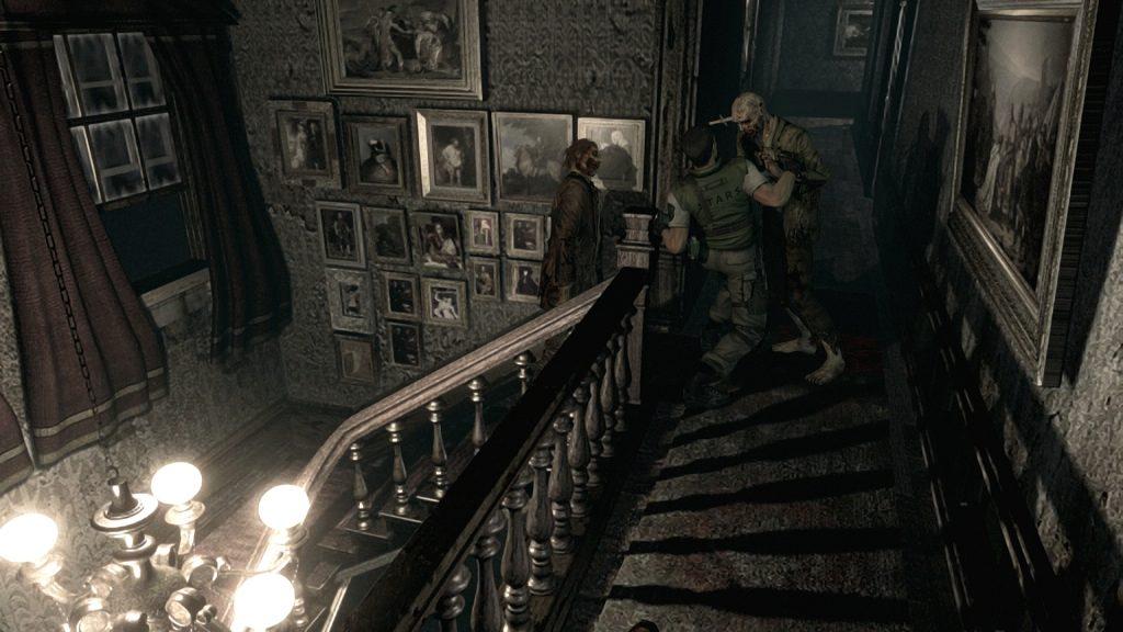 Resident Evil HD 9