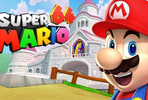 Παίξτε το remake του Super Mario 64 στoν... browser σας!