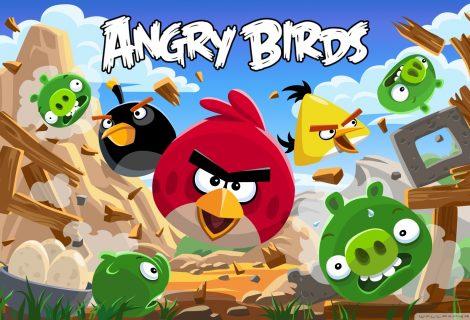 Χαμηλές πτήσεις για τα Angry Birds και τεράστια μείωση κερδών!