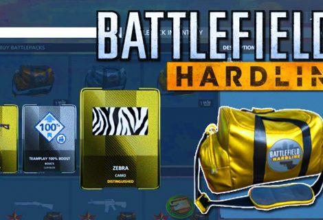 To Battlefield Hardline πουλάει battlepacks