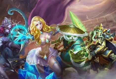 H Blizzard μηνύει το DOTA Legend!