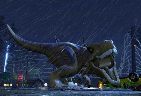 LEGO Jurassic World. Δείτε το πρώτο gameplay trailer!