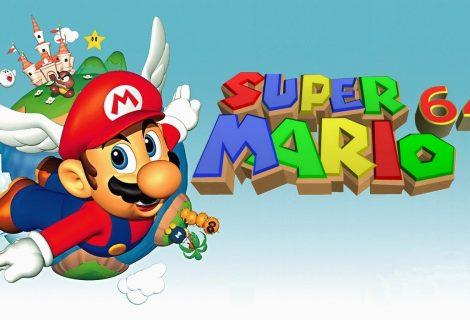 Η Nintendo κινείται νομικά ενάντια στο remake του Super Mario 64!