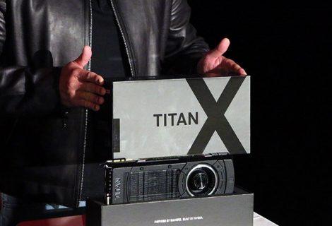 GDC 2015: Η Nvidia ανακοινωσε την κτηνώδη Titan X