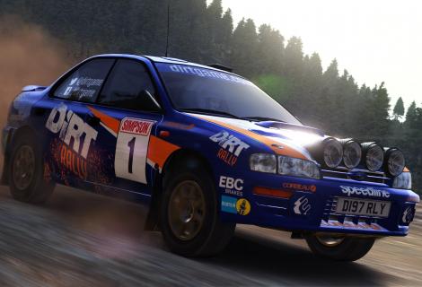 Το PC-only DiRT Rally ανεβαίνει στο Steam Early Access!