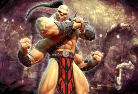 """Ο """"οδοστρωτήρας"""" Goro τσακίζει τους πάντες στο Mortal Kombat X (νέο trailer)!"""