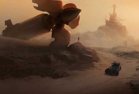 Πρώτες ματιές στο Mad Max: Fury Road!