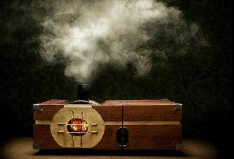Πρωταπριλιά! To Steam machine που βγάζει… ατμό!