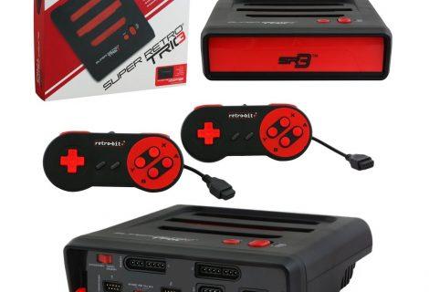 Super Retro TRIO Console