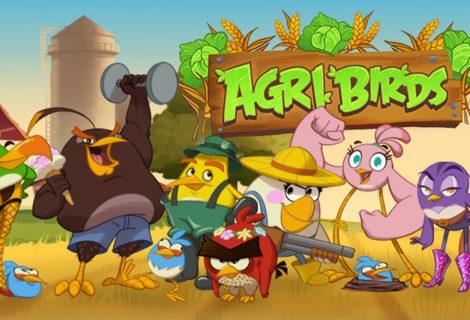 Πρωταπριλιά! Έρχονται τα Agri Birds σε νέο βουκολικό δράμα!
