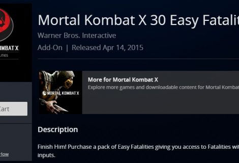 To Mortal Kombat πουλάει αυτοματοποιημένα fatalities...