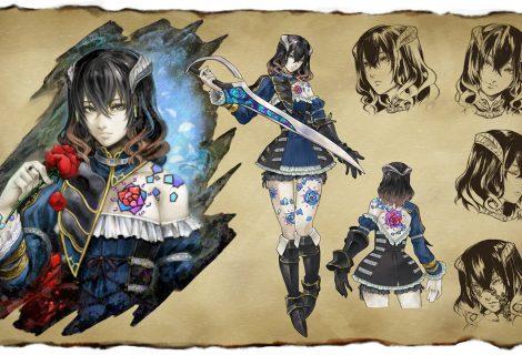 "Tο ""Castlevania wannabe"" Bloodstained στο Kickstarter!"