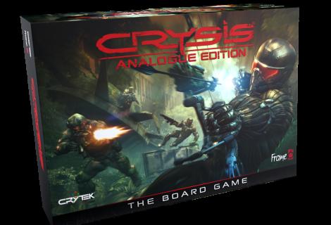 Το Crysis γίνεται... επιτραπέζιο!