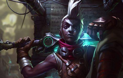O νέος ήρωας του League of Legends παίζει με τον χρόνο!