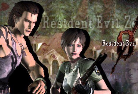Επιβεβαιώθηκε το Resident Evil 0 HD Remaster