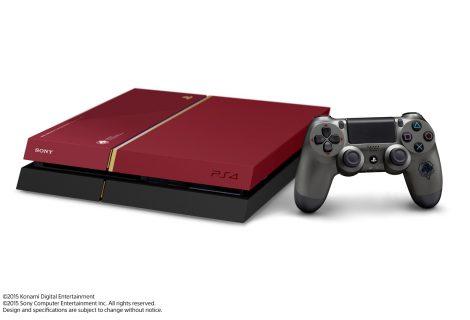 """Η Sony παρουσιάζει συλλεκτικό PS4 """"Metal Gear Solid V: The Phantom Pain""""!"""