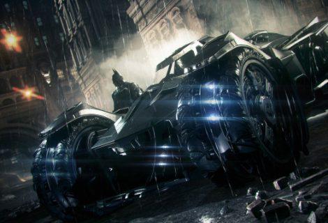 «Άκυρο» το batmobile στην ειδική έκδοση του Arkham