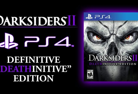 Επιβεβαίωση του Darksiders 2: Deathinitive Edition