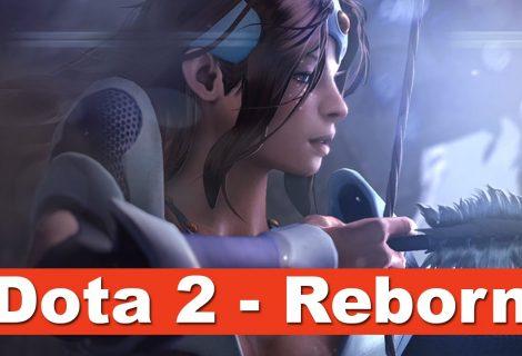 Το DotA 2 επανασχεδιάζεται