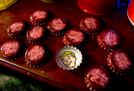"Gamer στέλνει στην Bethesda καπάκια μπουκαλιών και ""κερδίζει"" το Fallout 4!"
