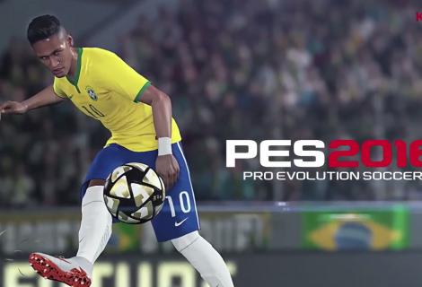 Βίντεο για το PES 2016